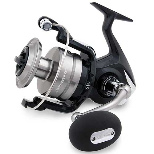 shimano spheros sw fishing reel