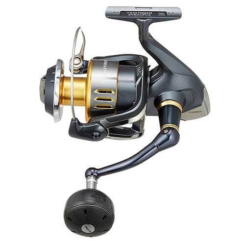 shimano twin power saltwater fishing reel
