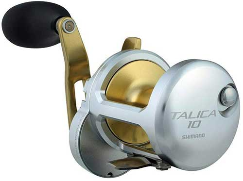 shimano talic big game offshore trolling fishing reel
