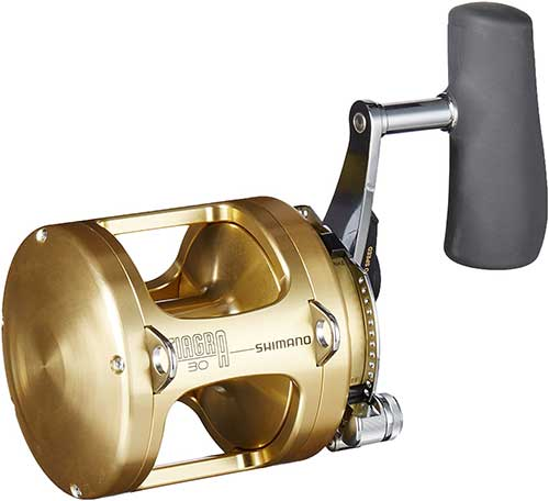 shimano tiagra offshore big game fishing reel