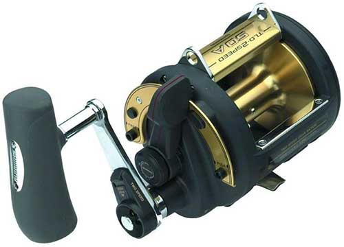 shimano tld 2 speed big game conventional fishing reel