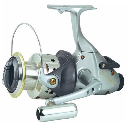 okuma avenger abf bait feeder surf fishing reel