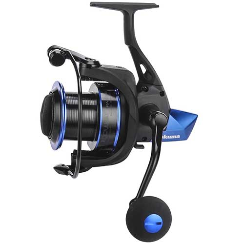 okuma rockaway surf fishing reel