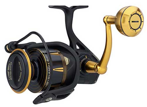 penn slammer 3 saltwater surf fishing reel