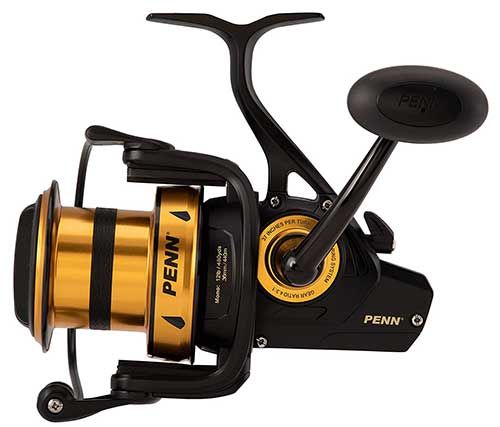 penn spinfishinger VI long cast surf fishing reel
