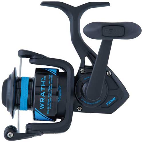 penn wrath surf spinning reel