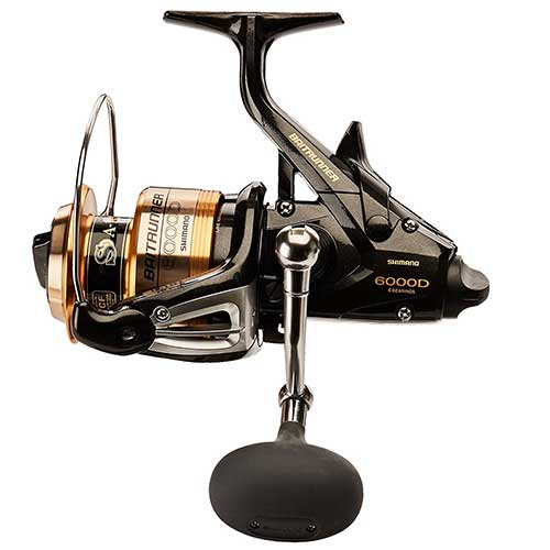 shimano baitrunner D surf fishing reel