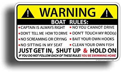 boat-rules-safety-fishing-sticker