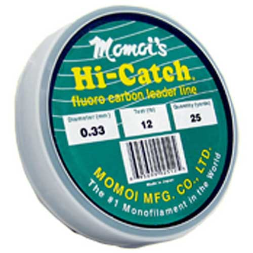 momoi hi catch fluorocarbon fishing line