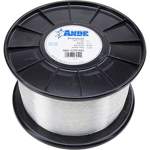 ande premium monofilament fishing line