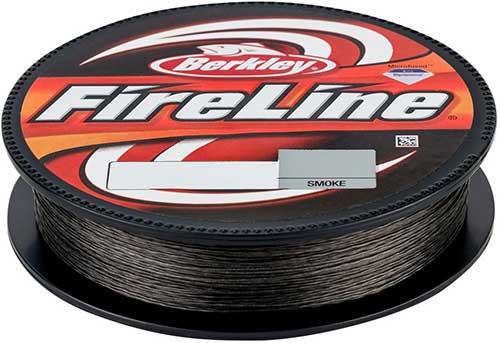 berkley fireline superline braided fishing line