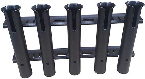 brocraft fishing rod holder tube rod rack