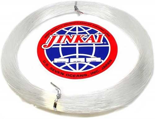 jinkai best big game monofilament leader line