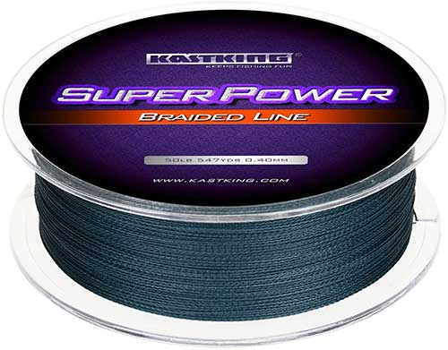 kastking braided fishing line