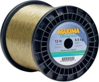 maxima ultragreen best fishing line for salmon