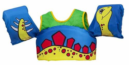 Body Glove Dinosaur Swim Jacket