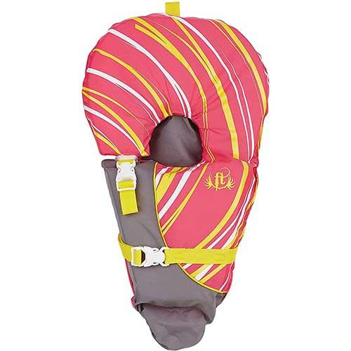 Full Throttle Infant Baby Life Jacket