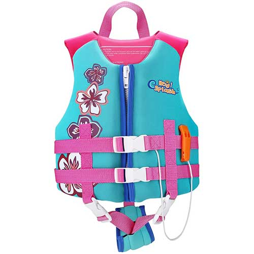 HeySpash Life Jacket Swim Vest