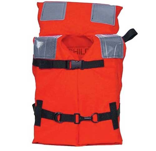 Kent Type-I Child Life Jacket