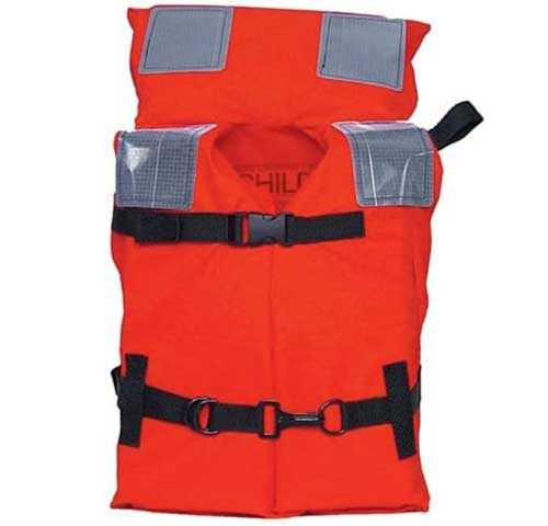 Kent Type-I Commercial Life Jacket