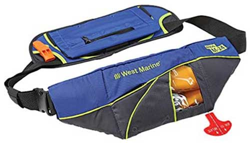 Mad Dog Inflatable Life jacket Belt