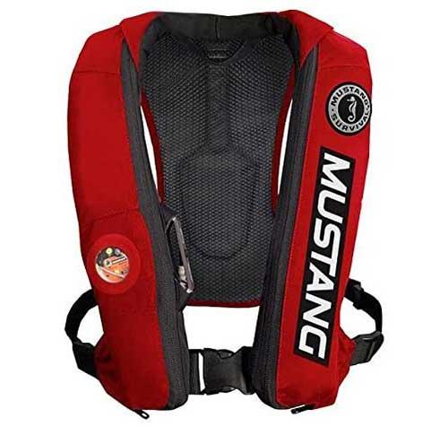 Mustang Survival Elite Inflatable Life Jacket