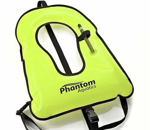 Phantom Aquatics Inflatable Snorkel Vests