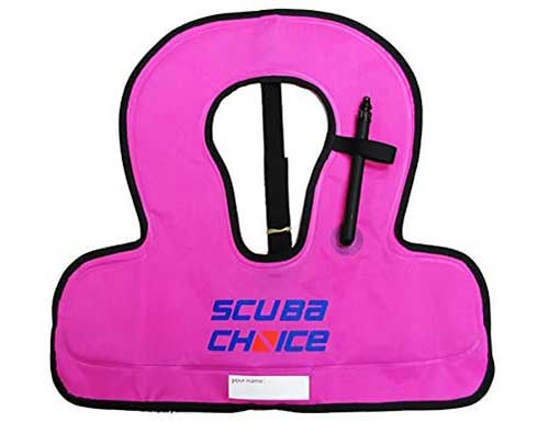 Scuba Choice Kids Snorkel Vests