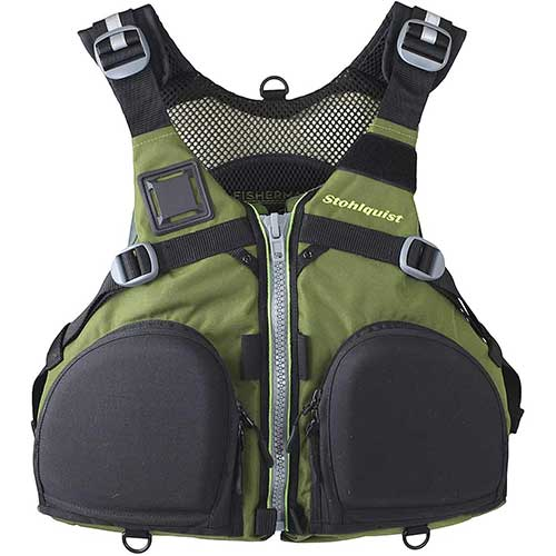 Stohlquist Fishing Life Jacket