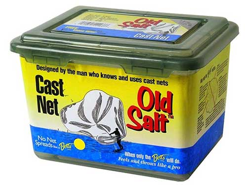 betts old salt cast net gift for fisherman