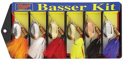 mepps bass fishing lures fishing gift