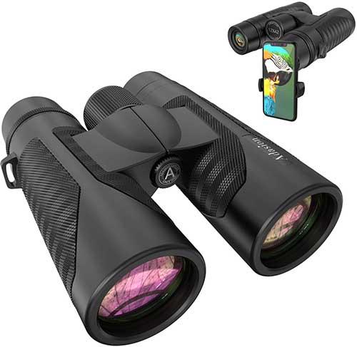 Adasion Waterproof Smartphone Binoculars
