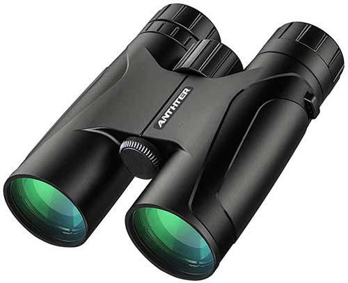 Anthter Low Light Waterproof Binoculars