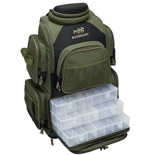 Bassdash Fishing Backpack