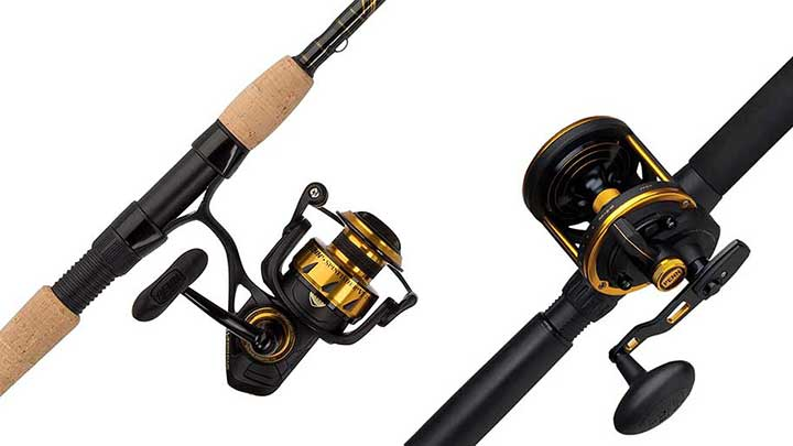 Best rods and reel combos