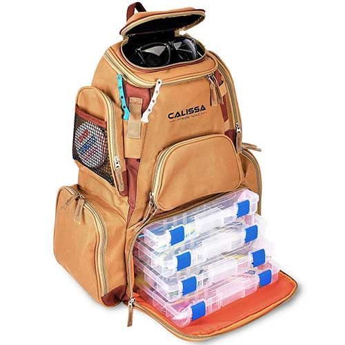 Calissa Offshore Tackle Backpack