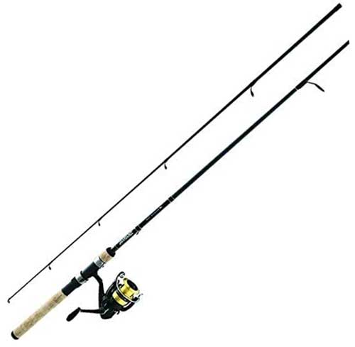 Daiwa D-Shock Freshwater Rod and Reel Combo