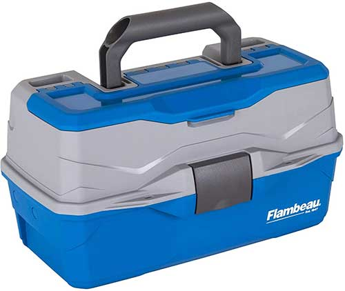Flambeau Outdoors Kids Tackle Box