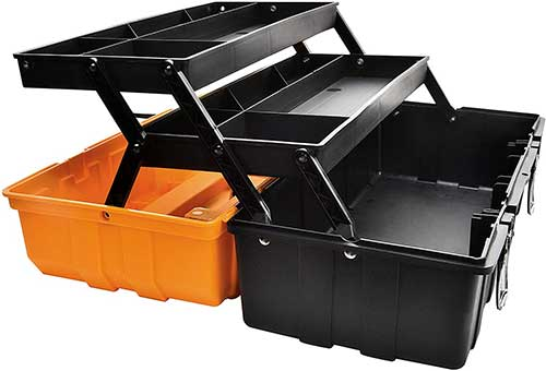 Multi-purpose Tackle Box
