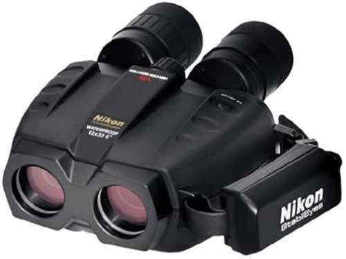 Nikon Image Stabilized Marine Binocular