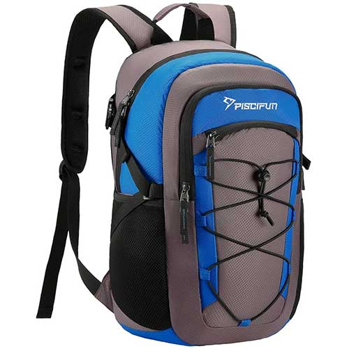 Piscifun Cooler Fishing Backpack