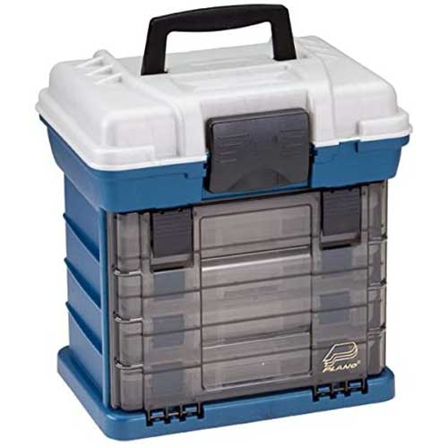 Plano Four Rack Large Tackle Box