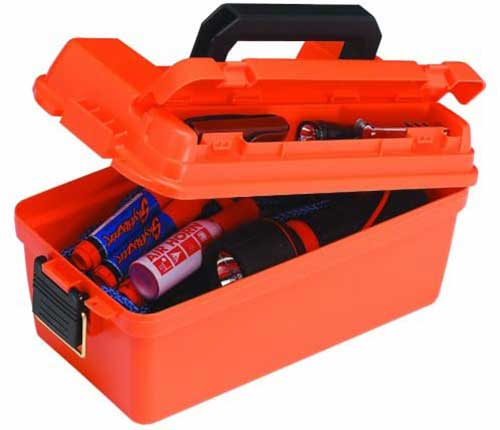 Plano Orange Equipment Box