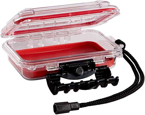 Plano Waterproof Stowaway Tackle Box