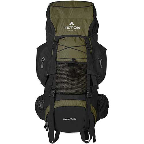 Teton Camping Fishing Backpack