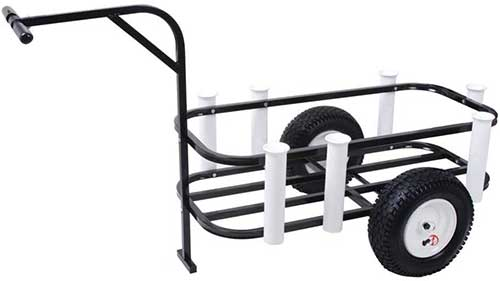 Cart for Beach Fishing