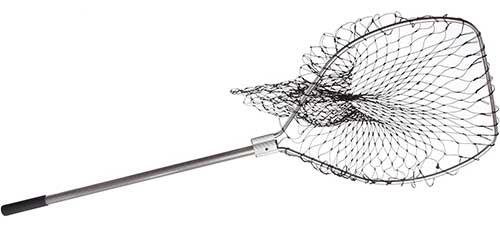 Ed Cumings Octagonal Salmon Landing Net