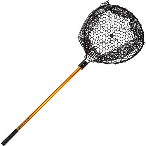 Wakeman Retractable Rubber Fishing Net