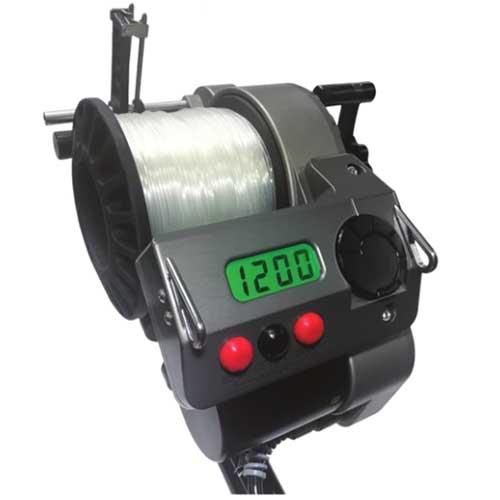 Lindgren Pitman SV-1200 Electric Fishing Reel