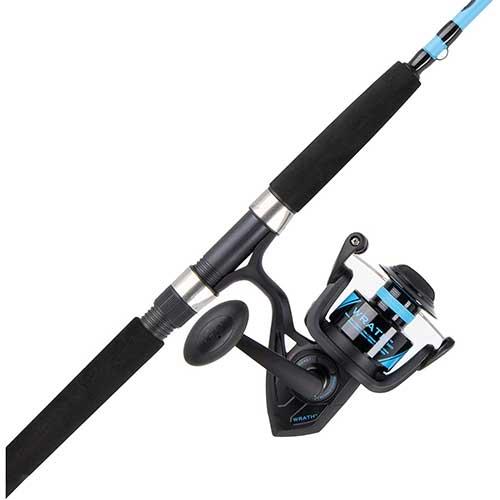 Penn Wrath Saltwater Fishing Combo